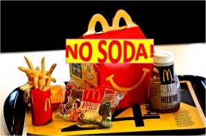 Remove Soda From Menu