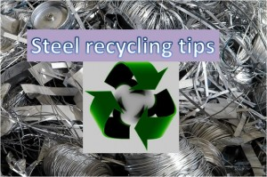 Steel Recycling Tips