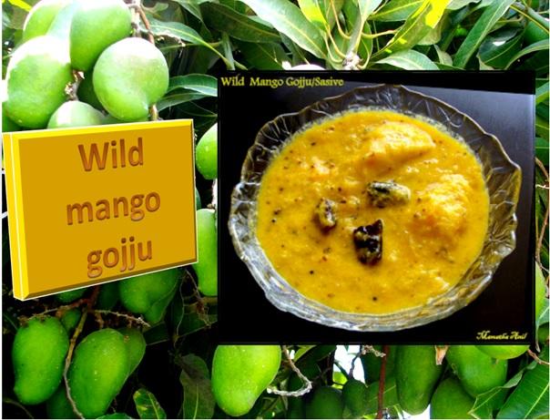 Wild Mango Gojju