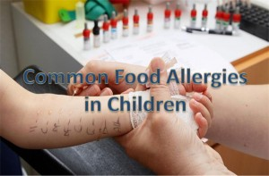 For Parents - Food Allergies In Children