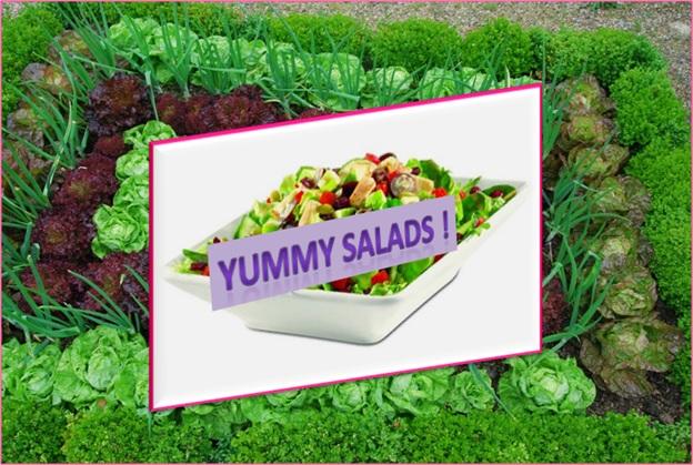 Yummy Salads - Salad World