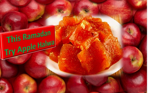 Ramadan Dessert: Apple Halwa!
