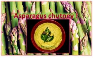 Asparagus Chutney