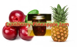 Cranberry Pineapple Jam