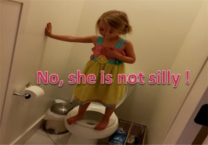 Mom Takes Seemingly Funny Photo Of Daughter, Then Realizes A Harsh Truth