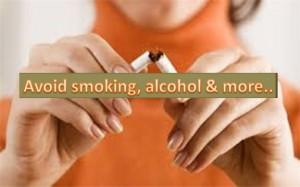 Avoid Smoking To Stop Snoring