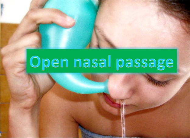 Open Nasal Passage To Stop Snoring