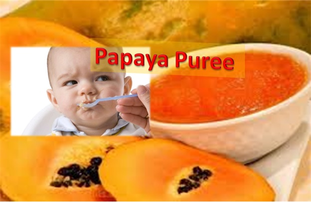 Papaya Puree