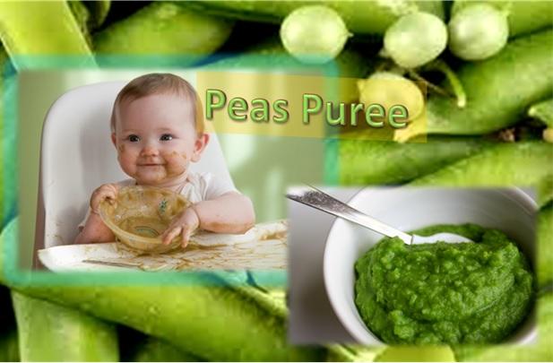 Peas Puree