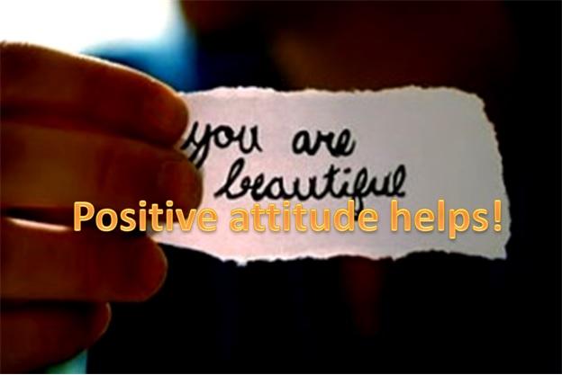 Positive Body & Attitude