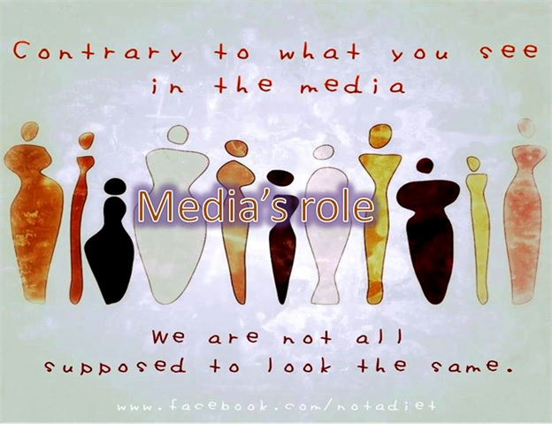 Media, body image and eating disorders