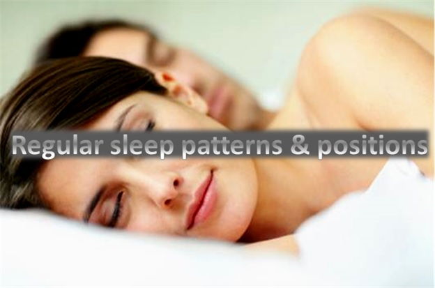 Proper Sleeping Positions To Stop Snoring