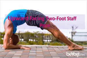 Upward facing pose