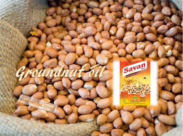 Groundnut Oil For Cooking