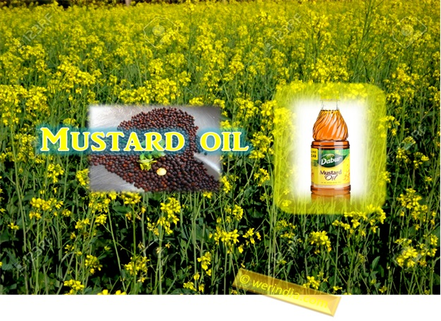 Mustard Oil For Cooking