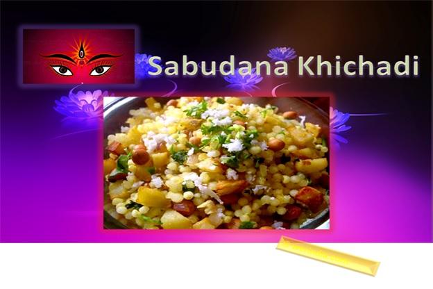 Sabudana Khichdi For Navratri