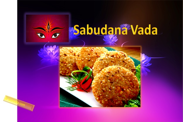 Sabudana Vada For Navratri