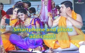 Social life and responsibilities with smart phone