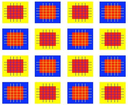 Square Illusions