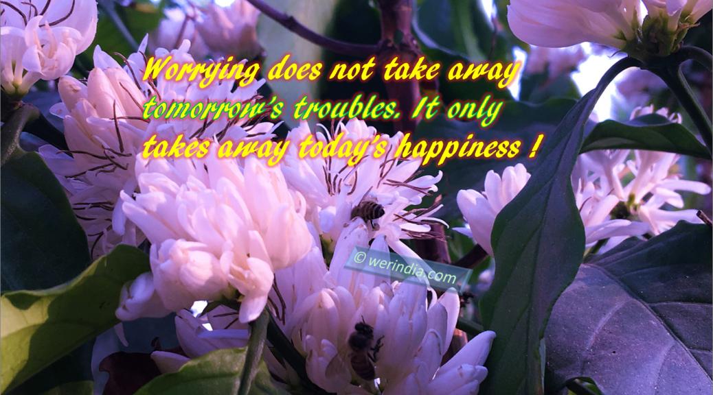 Overcome Worries