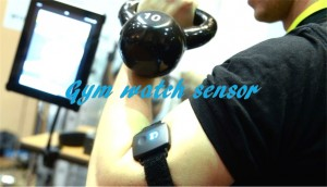Gym Watch Sensor
