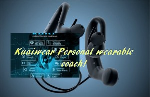 Kuaiwear Personal Wearable Coach