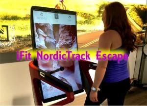 iFit Nordic Track Escape