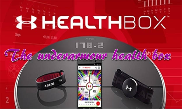 The Underarmour Health Box