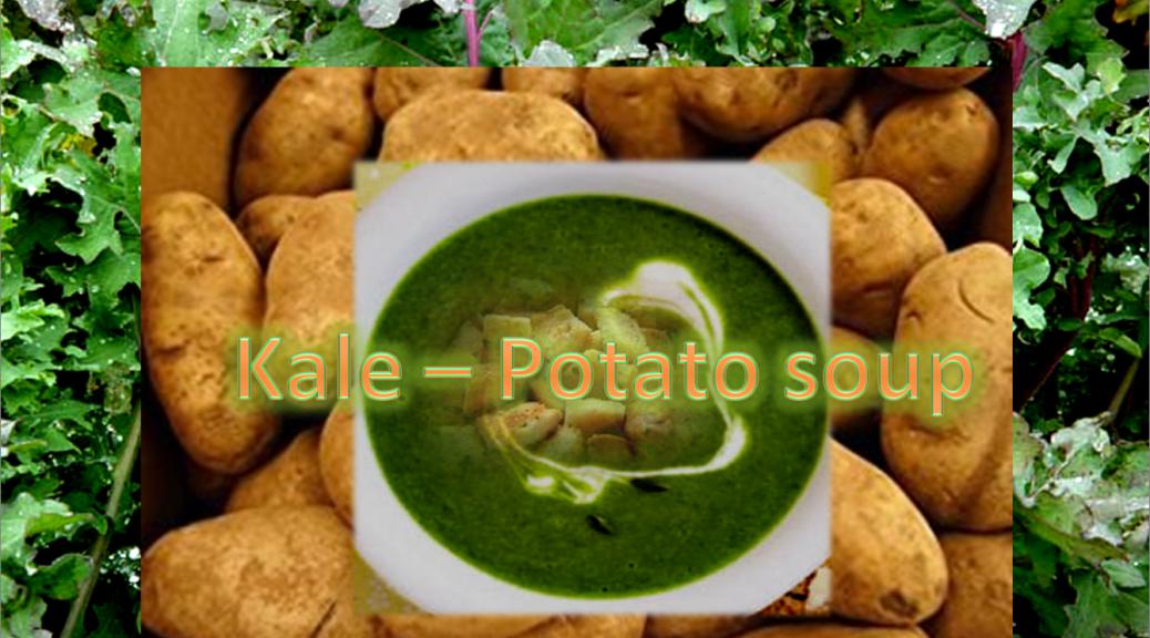 Kale-Potato Soup Recipe
