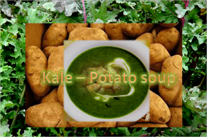 Kale-Potato Soup Recipe