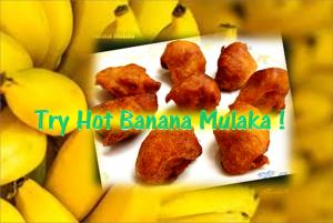 Hot Banana Mulaka Recipe