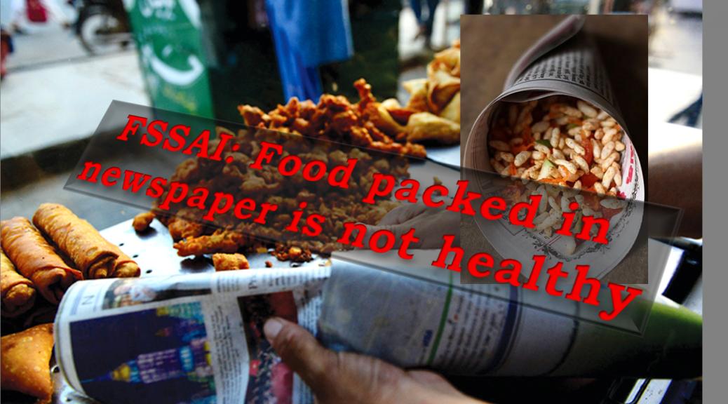 Fssai newspaper