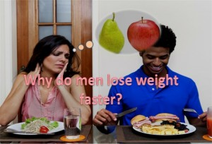 Men Are Successful In Losing Weight