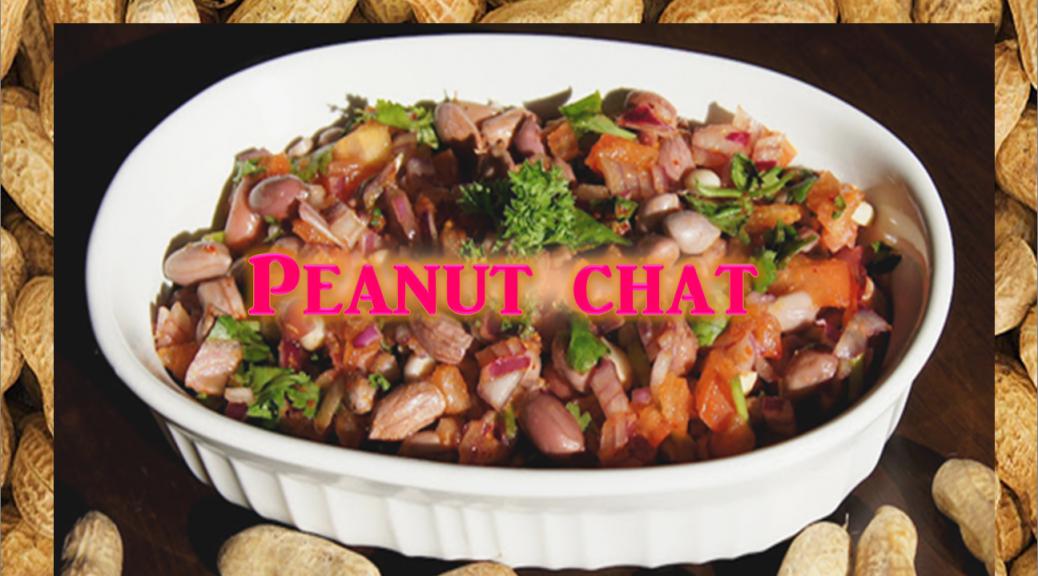 Peanut Chat Recipe