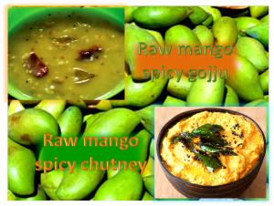 Raw Mango Recipe