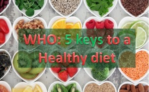 5 Keys To Healthy Diet