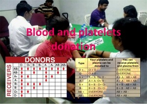 Blood And Platelets Donation