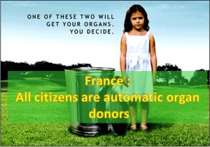 New Organ Donors Law