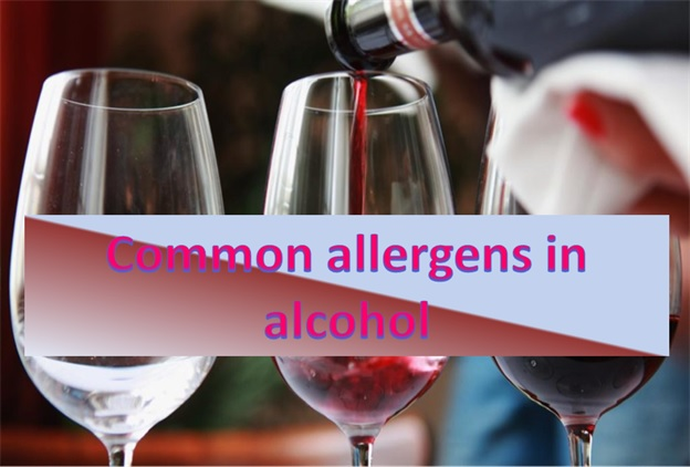 Common Allergens in Alcohol