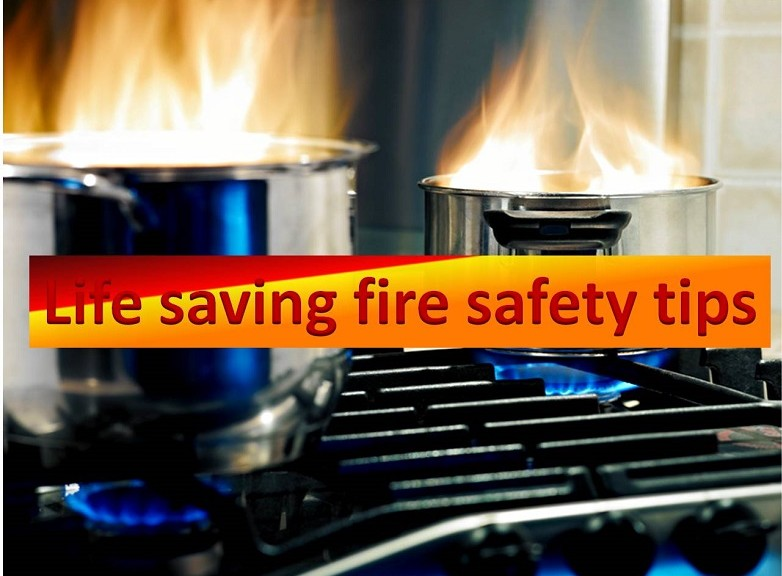 Life-Saving Fire Safety Tips