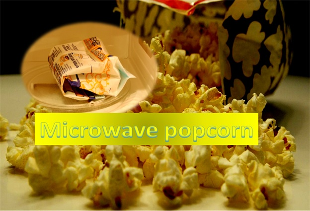Say No To Microwave Popcorns