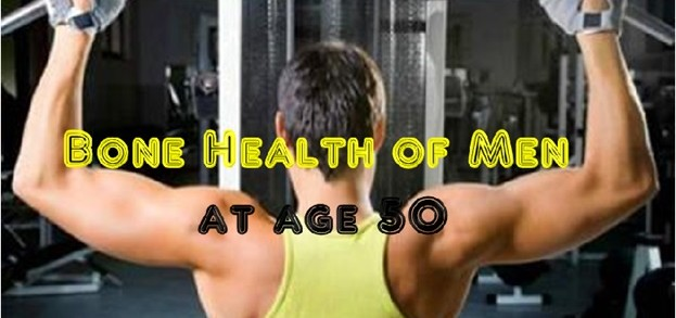 As a man at the age of 50- to live a bone healthy life