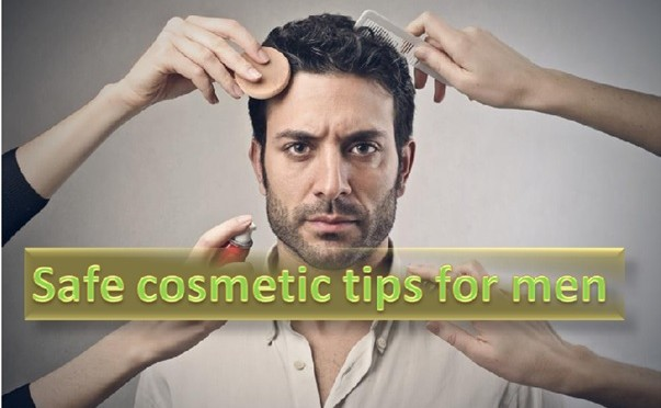 Cosmetics Safety Tips For Men