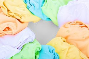 Baby cloth laundering tips