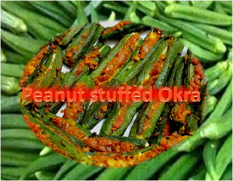 Peanut Okra Recipe