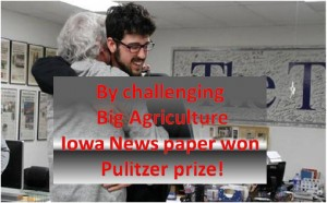 And the Pulitzer Prize goes to…!