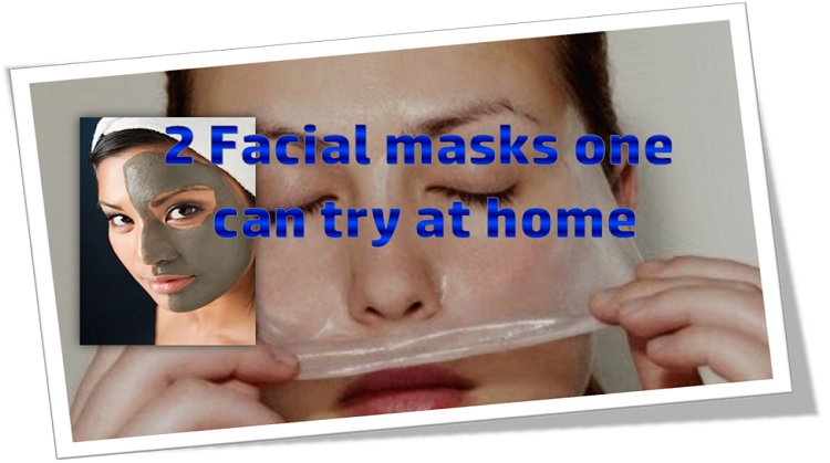 Facial Masks At Home: Two Best Recipes