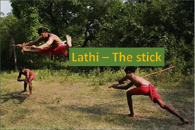 """Lathi: """"The Stick"""""""