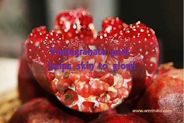 Pomegranate Peels