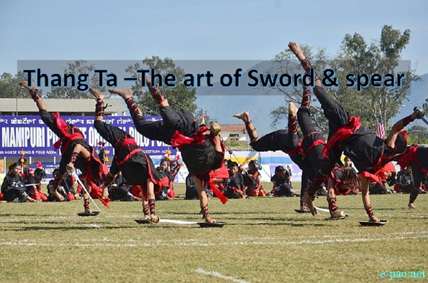 """Thang Ta: """"The Art of Sword and Spear"""""""